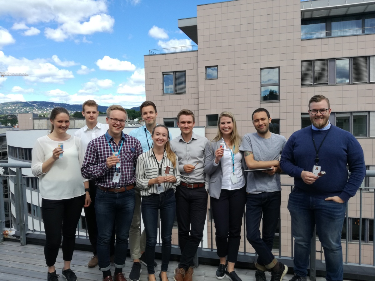 Uke 3: Summer of Code –Oslo